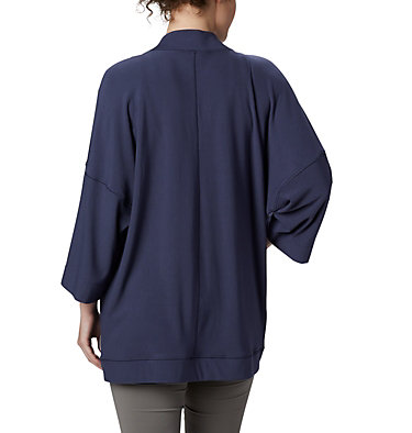 Women's Firwood Crossing™ Cardigan Firwood Crossing™ Cardigan | 125 | L, Nocturnal, back