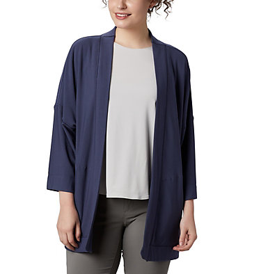 Women's Firwood Crossing™ Cardigan Firwood Crossing™ Cardigan | 125 | L, Nocturnal, front