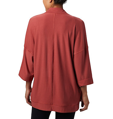 Women's Firwood Crossing™ Cardigan Firwood Crossing™ Cardigan | 125 | L, Dusty Crimson, back