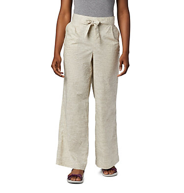 Women's Summer Chill™ Pants Summer Chill™ Pant | 648 | L, Stone Wispy Bamboos, front