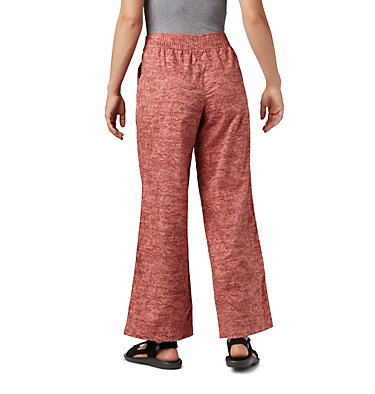 Women's Summer Chill™ Pants Summer Chill™ Pant | 648 | L, Cedar Blush Wispy Bamboos, back