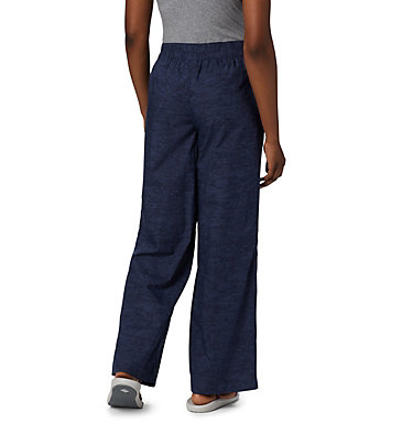 Women's Summer Chill™ Trousers Summer Chill™ Pant | 466 | M, Nocturnal Wispy Bamboos, back