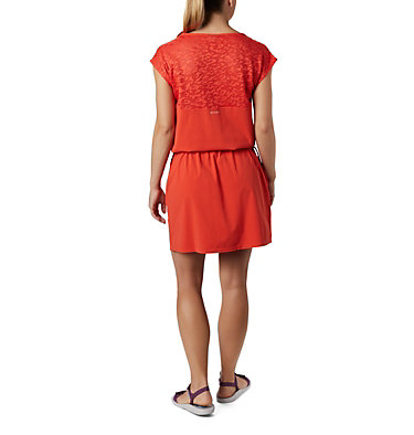 Women's Peak To Point™ II Dress Peak To Point™ II Dress | 010 | L, Bright Poppy, back