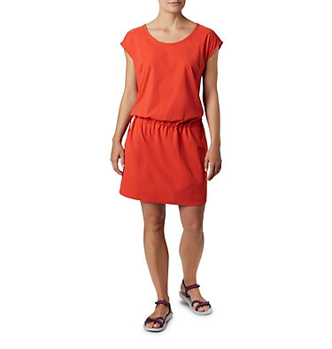 Women's Peak To Point™ II Dress Peak To Point™ II Dress | 010 | L, Bright Poppy, front