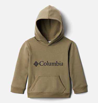Boys' Toddler Columbia Park™ Hoodie Columbia Park™Hoodie | 465 | 2T, Stone Green, front