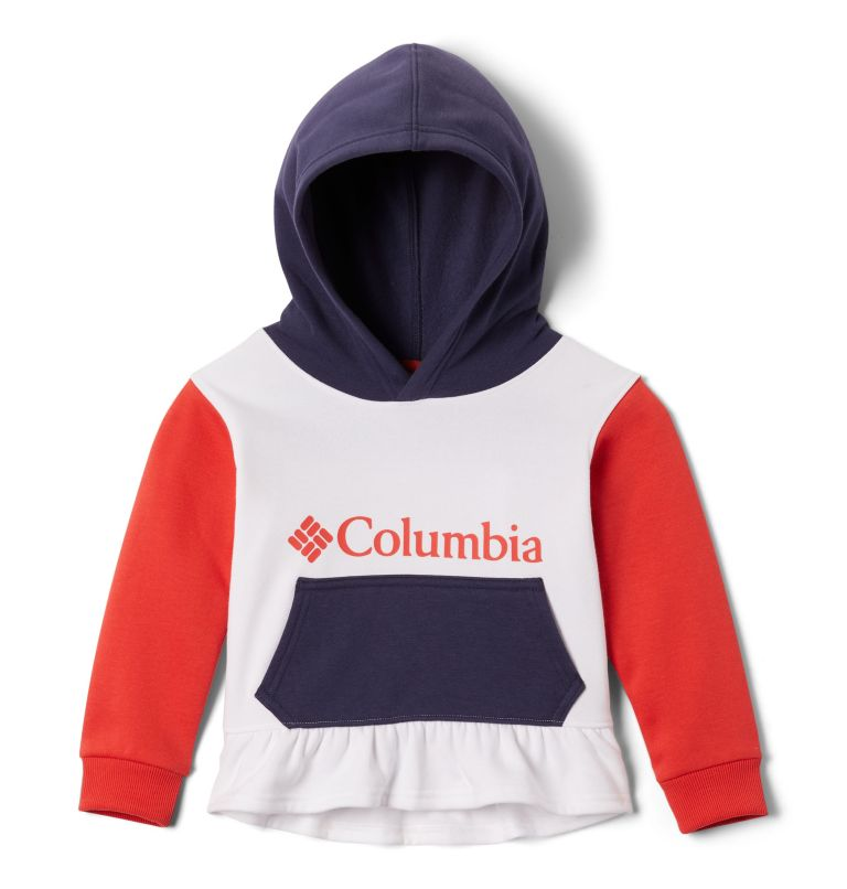 Girls' Toddler Columbia Park™ Hoodie Girls' Toddler Columbia Park™ Hoodie, front