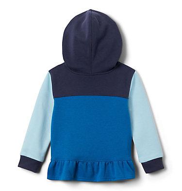 Girls' Toddler Columbia Park™ Hoodie Columbia Park™Hoodie   618   2T, Dark Pool, Spring Blue, Nocturnal, back