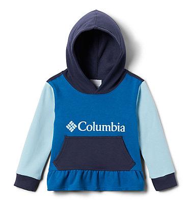 Girls' Toddler Columbia Park™ Hoodie Columbia Park™Hoodie   618   2T, Dark Pool, Spring Blue, Nocturnal, front