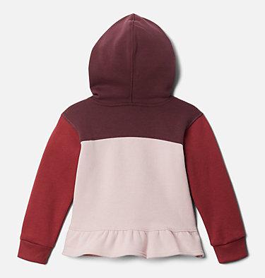 Girls' Toddler Columbia Park™ Hoodie Columbia Park™Hoodie   618   2T, Mineral Pink, Marsala Red, Malbec, back