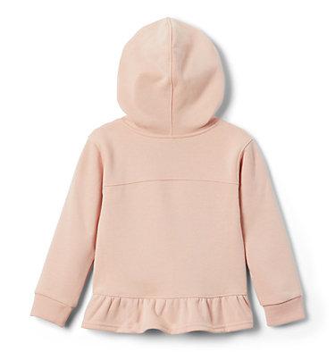 Girls' Toddler Columbia Park™ Hoodie Columbia Park™Hoodie   618   2T, Peach Cloud, back