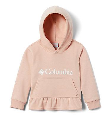 Girls' Toddler Columbia Park™ Hoodie Columbia Park™Hoodie   618   2T, Peach Cloud, front