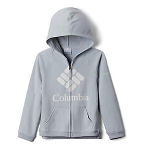 Girls' Columbia™ Branded French Terry Full Zip Hoodie