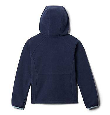 Kids' Fast Trek™ II Full-Zip Fleece Hoodie Fast Trek™ II Fleece Hoodie | 466 | M, Nocturnal, back