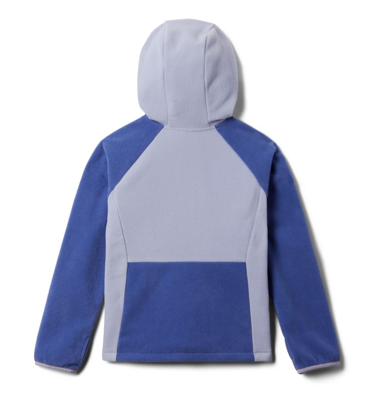 Kids' Fast Trek™ II Full-Zip Fleece Hoodie Kids' Fast Trek™ II Full-Zip Fleece Hoodie, back