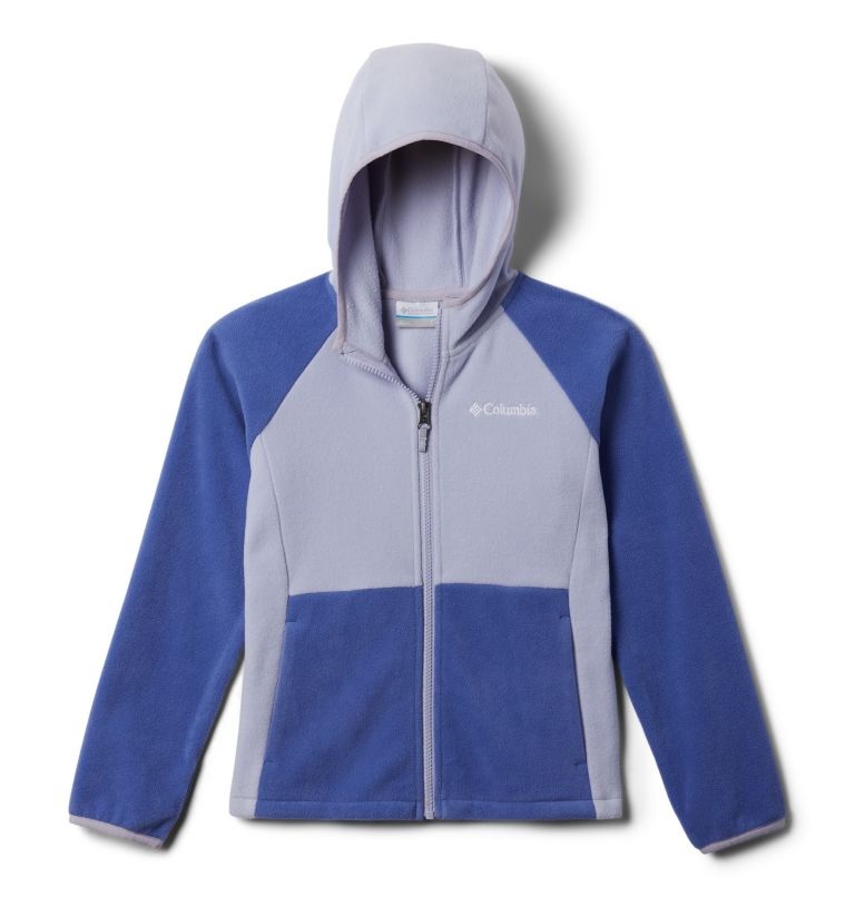 Kids' Fast Trek™ II Full-Zip Fleece Hoodie Kids' Fast Trek™ II Full-Zip Fleece Hoodie, front