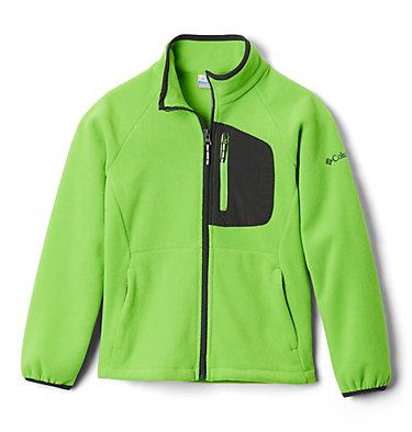 Kids' Fast Trek™ III Full Zip Fleece Fast Trek™ III Fleece Full Zip   437   L, Green Mamba, Shark, front