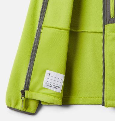 Kids' Fast Trek™ III Full Zip Fleece | Columbia Sportswear