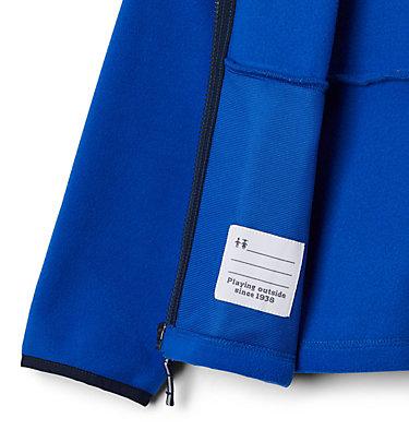 Kids' Fast Trek™ III Full Zip Fleece Fast Trek™ III Fleece Full Zip   437   L, Azul, Shark, a1