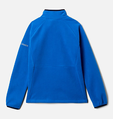 Youth Fast Trek™ III Fleece Full Zip Fast Trek™ III Fleece Full Zip | 386 | XS, Bright Indigo, Collegiate Navy, back