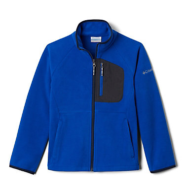 Youth Fast Trek™ III Fleece Full Zip Fast Trek™ III Fleece Full Zip | 327 | XS, Azul, Shark, front