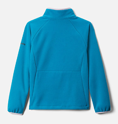 Youth Fast Trek™ III Fleece Full Zip Fast Trek™ III Fleece Full Zip | 386 | XS, Fjord Blue, Pale Lilac, back