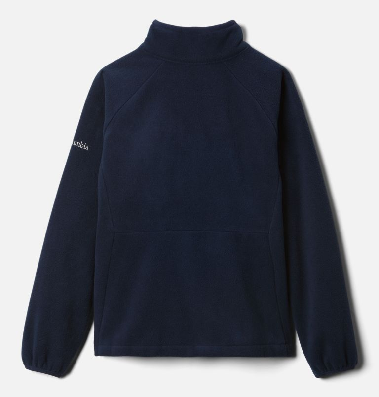 Fast Trek™ III Fleece Full Zip | 465 | L Pile Fast Trek™ III da ragazzo, Collegiate Navy, back