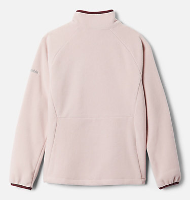 Polaire Fast Trek™ III Fille Fast Trek™ III Fleece Full Zip | 386 | XS, Mineral Pink, Malbec, back