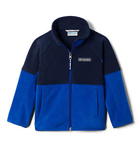 Kids' Toddler Basin Trail™ Branded Full Zip Fleece
