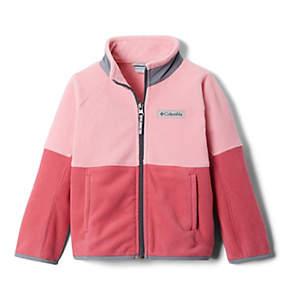 Kids' Toddler Basin Trail™ Branded Full Zip Fleece