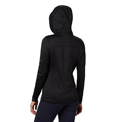 Windgates™ Full Zip Fleece für Damen Windgates™ Fleece Full Zip | 847 | L, Black, back
