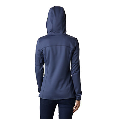 Women's Windgates™ Fleece Full Zip , back