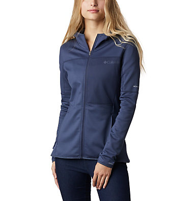 Women's Windgates™ Fleece Full Zip , front