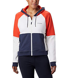 Women's Columbia Lodge™ II Full Zip Hoodie