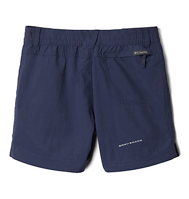 Girls' Silver Ridge™ IV Shorts Silver Ridge™IV Short | 638 | L, Nocturnal, back