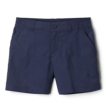 Girls' Silver Ridge™ IV Shorts Silver Ridge™IV Short | 466 | L, Nocturnal, front