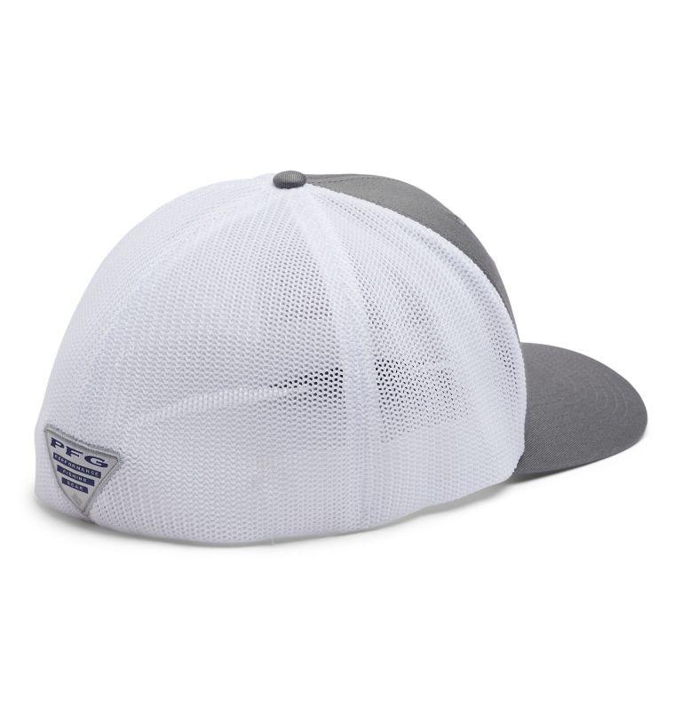 PFG Mesh™ Ball Cap XXL   049   O/S PFG Mesh™ Ball Cap XXL, Titanium, White, back