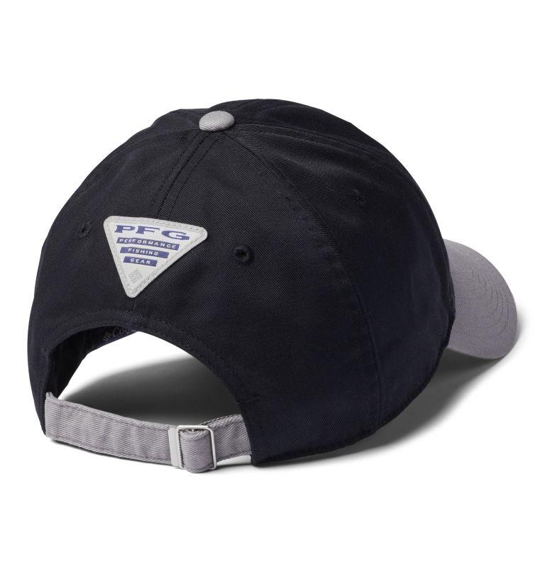 PFG™ Permit Ball Cap | 010 | O/S PFG Permit™ Ball Cap, Black, Cool Grey, Sorbet Permit, back