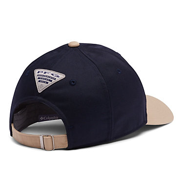 PFG Permit™ Ball Cap PFG™ Permit Ball Cap | 466 | O/S, Collegiate Navy, Beach, Cool Grey Bass, back