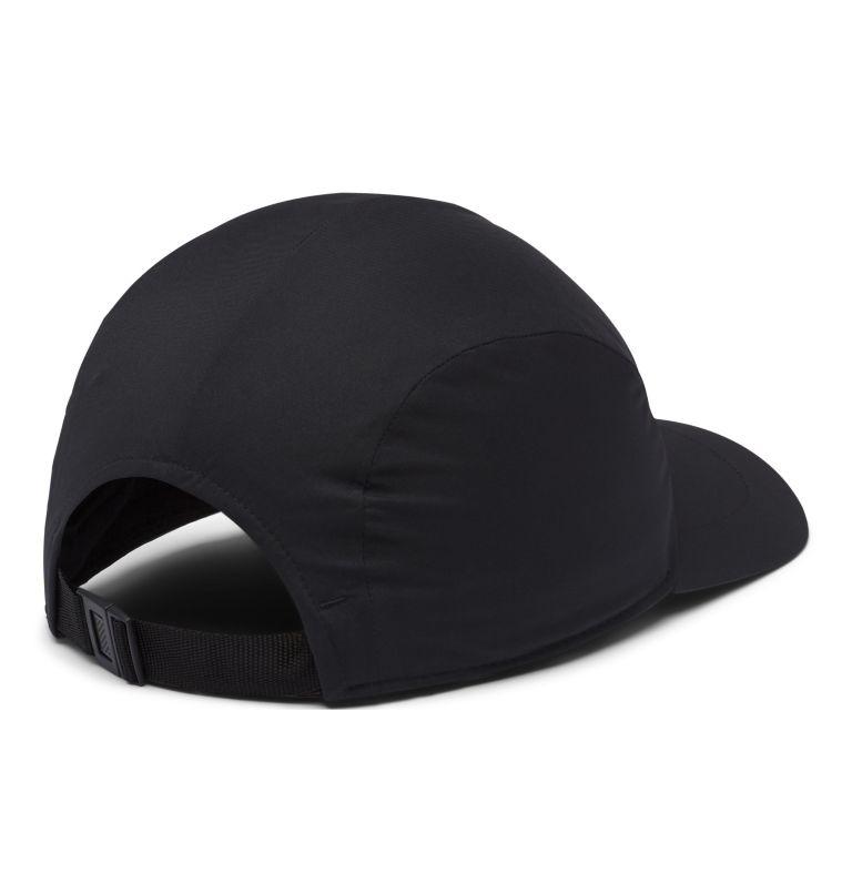Watertight™ II Cap | 010 | O/S Watertight™ II Waterproof Cap, Black, back