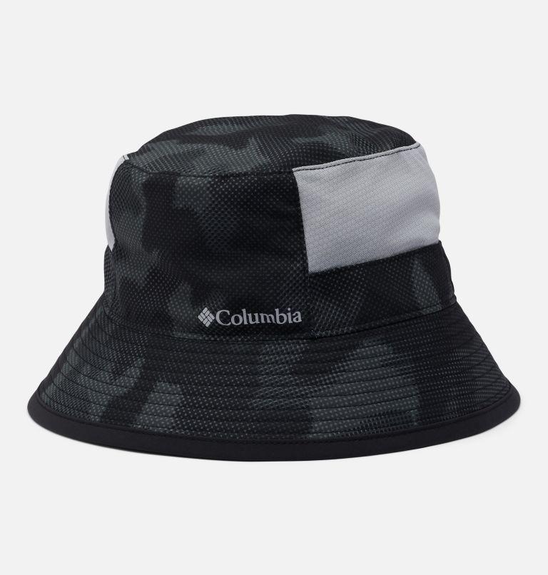 Youth Booney | 010 | O/S Chapeau de brousse pour enfant, Black, front