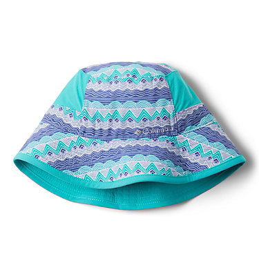 Kids' Booney Hat Youth Booney | 612 | O/S, African Violet Striped Peaks, front
