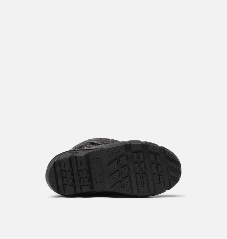 YOUTH FLURRY™ PRINT | 010 | 6 Youth Flurry™ Print Boot, Black