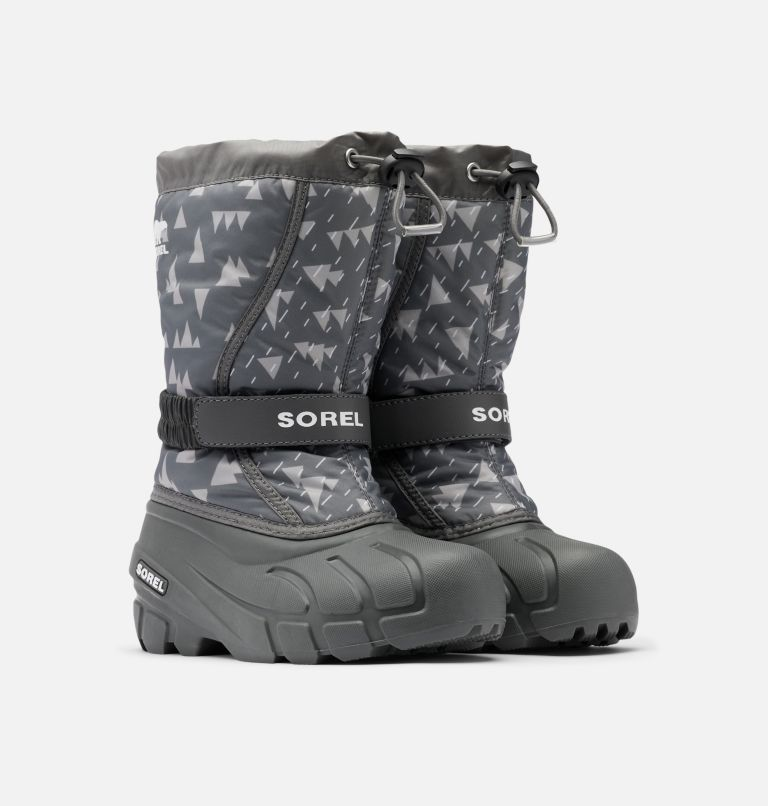 Youth Flurry™ Print Boot Youth Flurry™ Print Boot, 3/4 front