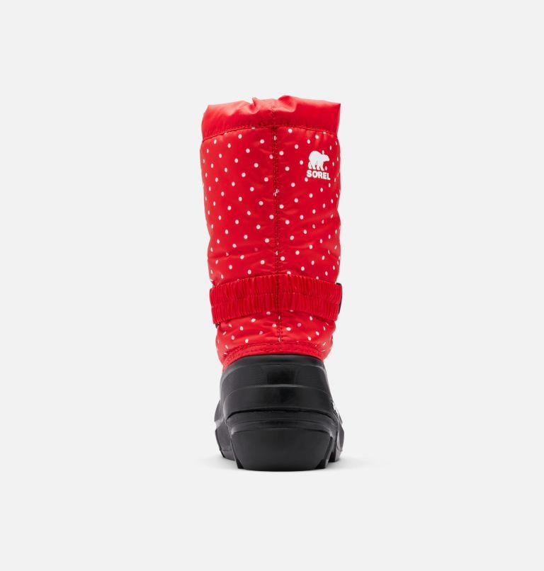 Children's Flurry™ Print Boot Children's Flurry™ Print Boot, back