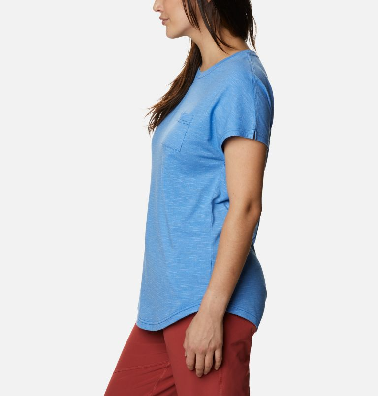 Cades Cape™ Tee | 485 | XL Women's Cades Cape™ T-Shirt, Harbor Blue, a1