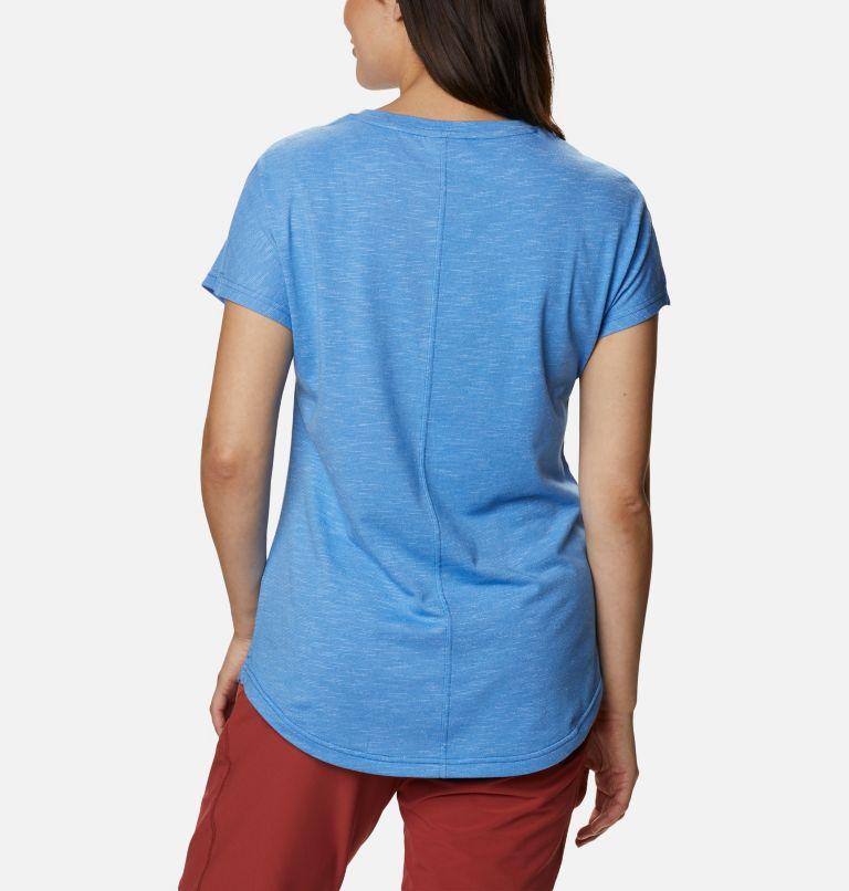 Cades Cape™ Tee | 485 | XL Women's Cades Cape™ T-Shirt, Harbor Blue, back
