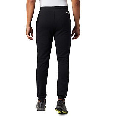 Men's Columbia Lodge™ Double Knit Joggers Columbia Lodge™ Dbl Knit Jogger | 030 | XL, Black, back