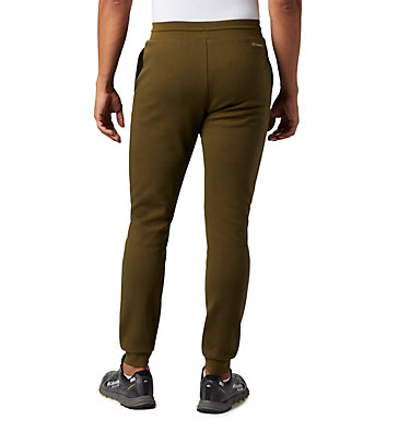 Pantalón de chándal de punto doble Columbia Lodge™ para hombre Columbia Lodge™ Dbl Knit Jogger | 030 | L, New Olive, back