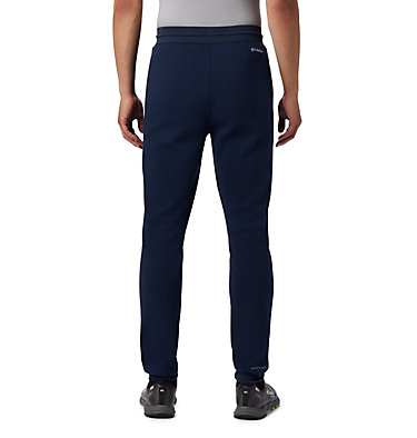Men's Columbia Lodge™ Double Knit Joggers Columbia Lodge™ Dbl Knit Jogger | 030 | XL, Collegiate Navy, back