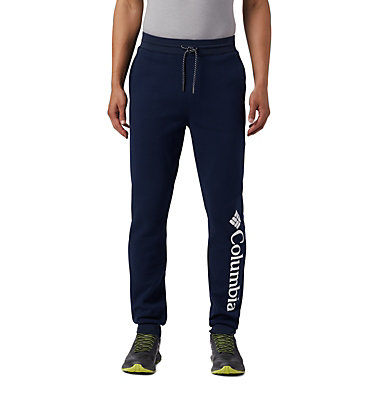 Men's Columbia Lodge™ Double Knit Joggers Columbia Lodge™ Dbl Knit Jogger | 030 | XL, Collegiate Navy, front